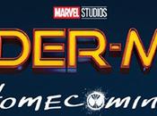 'Spider-Man: Homecoming' obtiene nuevo logo