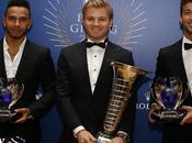 Gala 2016 Rosberg recibe trofeo campeón anuncia retiro