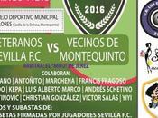 veteranos Sevilla F.C. jugarán partido solidario beneficio Cáritas AMAM próximo domingo