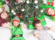 Disfraces infantiles para fiestas navidad