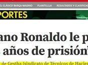 Resumen prensa 07/12/2016: Antimadridismo, propaganda, otros vicios portadas