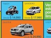 Grandes descuentos para nuevo Renault