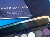 """Paleta parisina"""" Style Eye-con Marc Jacobs (Reseña swatches)"""