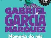 BookTime: Memoria putas tristes Gabriel García Márquez