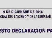 Internacional Laicismo Libertad Conciencia