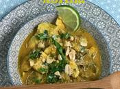Curry Pollo Korma
