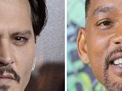 Johnny Depp Will Smith, menos rentables Hollywood