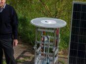 ingeniero francés jubilado inventa motor solar funciona durante años