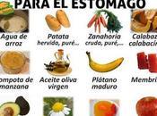 Régimen comidas para pacientes úlcera