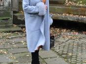 looks pichi estilo retro abrigo gris