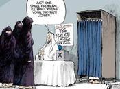 Urnas volante: derechos mujeres Arabia Saudí