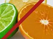 ¿Por cítricos hacen daño estómago?