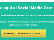 Social Media Care 2016, evento solidario..