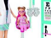 profesiones Barbie. ella puede, también…