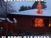 Humor navideño.