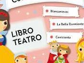 Foto-reseña Cuentos princesas Libro teatro