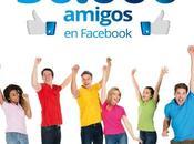 somos 50.000 amigos Facebok