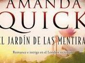 Reseña jardín mentiras, Amanda Quick
