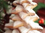 Árbol navidad galletas mantequilla