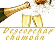 Abrir botella champán unos segundos esfuerzo