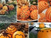 Olor Navidad aprende hacer aromatizante natural naranja clavos olor