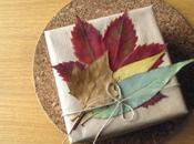 formas originales envolver regalos forma ecológica