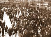 Huelga general diciembre. Madrid, 1916