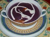 Crema lombarda langostinos Cocinas Mundo (Navidad)