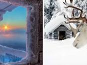razones Laponia lugar bello para celebrar Navidad mágico!