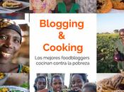 Blogging Cooking: libro solidario contra pobreza