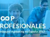 Profesionales Inbound Marketing 2017