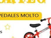 SORTEO: Bicicleta pedales Molto