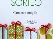 Sorteo 'Carmen amig@s'. Listado participantes.