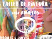 Taller Pintura para Adultos 2017-