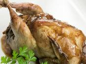 Receta codornices rellenas boletus foie-gras