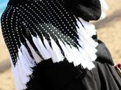 Jersey negro pompones