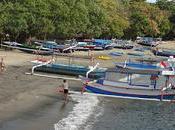 Lombok; playa Senggigi