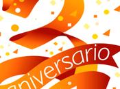 Sorteo Aniversario Blog