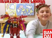 Megazord Dino Charge Bandai