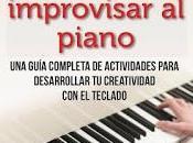 "Relación actividades ""Aprende Improvisar Piano"""