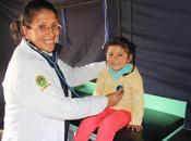 hermanos provincia Chumbivilcas recibieron atención gratuita salud