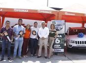 """Primax entregó primeros Jeep Compass ganadores primer sorteo promoción """"Maneja hacia increíble"""""""