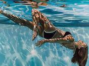 Eric zener, pinturas agua, aire tierra