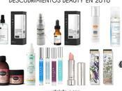 Descubrimientos beauty 2016