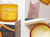 Crema hidratante nutritiva para piel mixta 100% ecológica Matarrania, cura