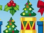 juegos memoria Navidad