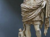 estatua Octavio Augusto, emperador romano, como FUNDADOR ciudad SANTANDER