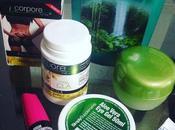 #ProductosAcabados Noviembre: Revlon, Perlas Corpore Diet, Hidroactiva Noche Ejove, Contorno Ojos Simply Supplements, Máscara Pestañas Guylond Pasta Dientes Oral