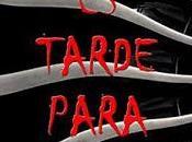 Reseña: Nunca tarde para morir, Pablo Palazuelo