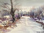 Camino invernal